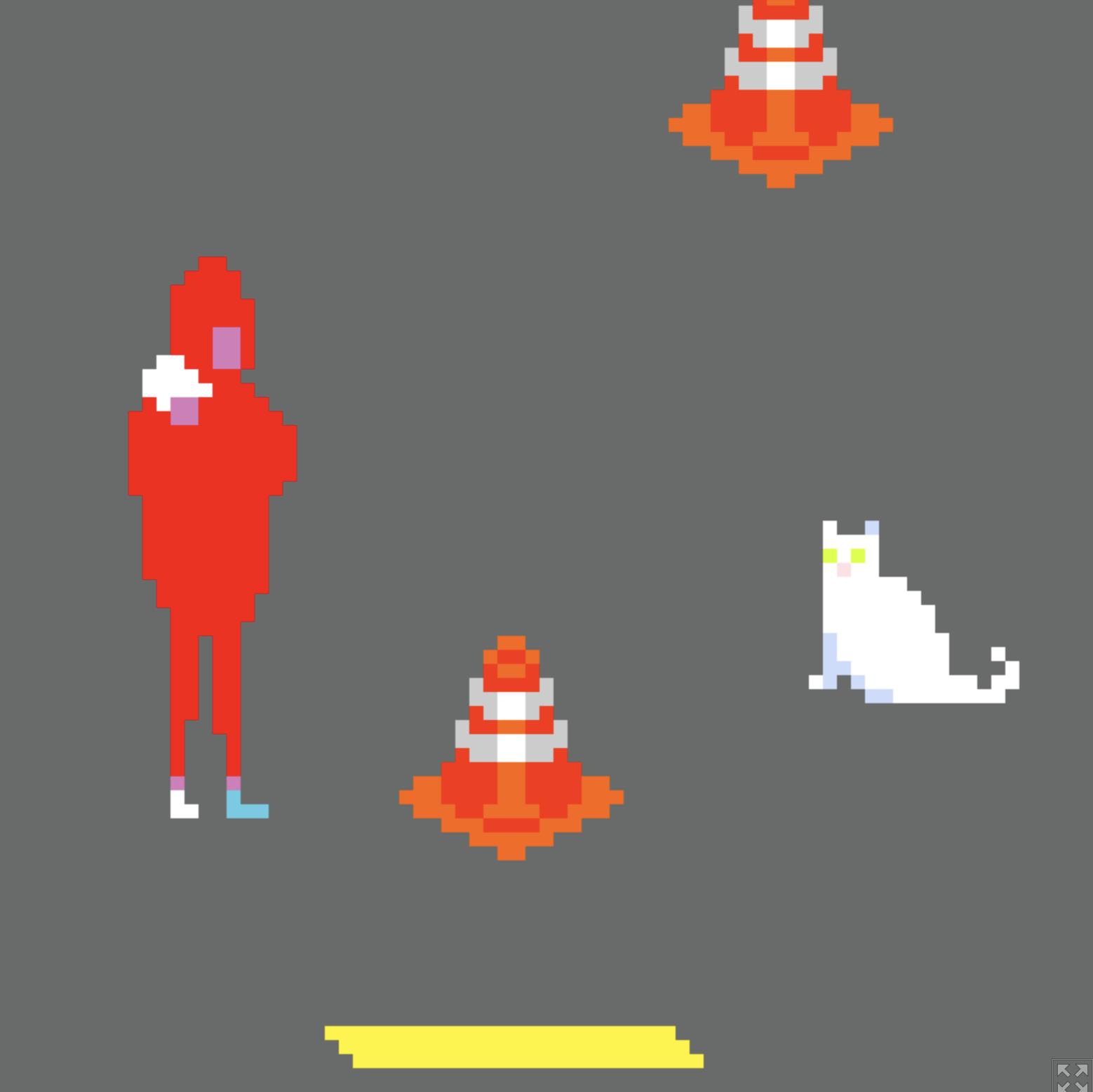 Big Cat Fetch gameplay